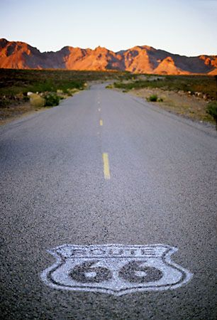 The Mother Road (Route 66)