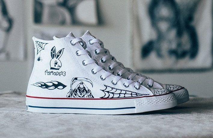 Sean Pablo Converse Chuck Taylor Release Date | Chuck
