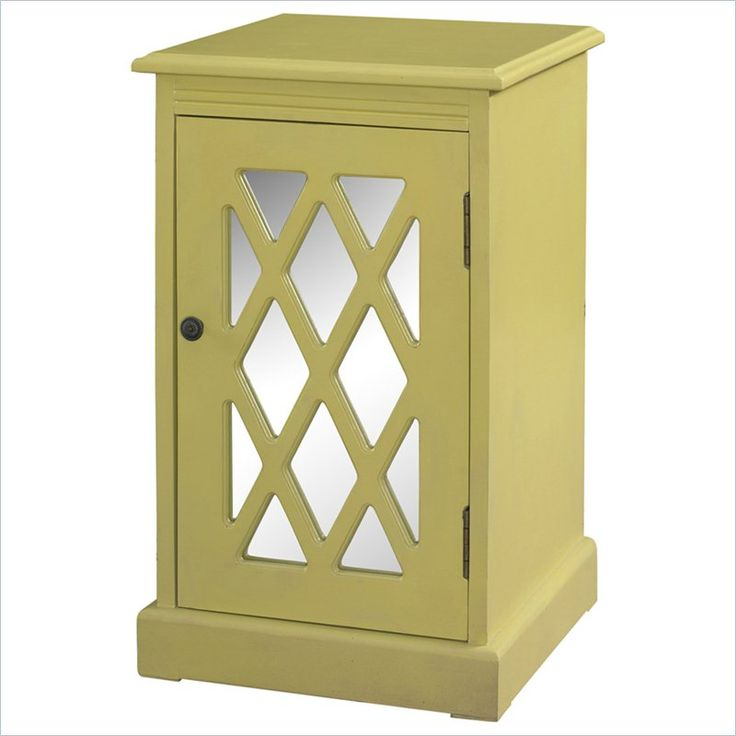 Chippendal Cabinet in Honey Butter - 327-351