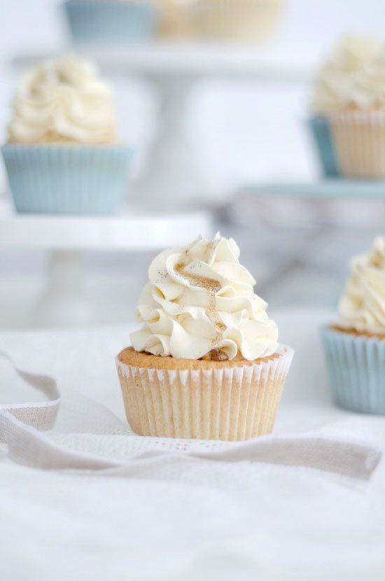 ... Cupcake Recipes on Pinterest | Pumpkin Cupcakes, Best Cupcakes and