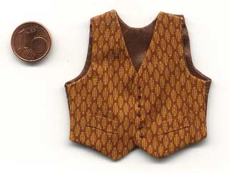 I make my own patterns, etc but I HAD to add this to my board  how to: men's vest