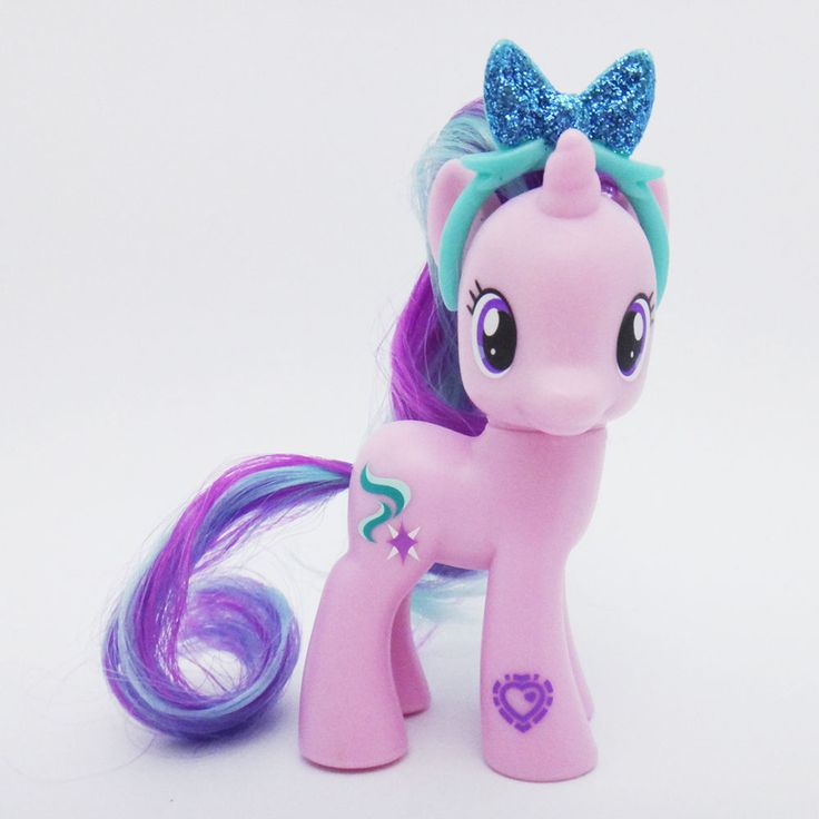 "My Little Pony 9cm 3.5"" Figure Cutie Mark Magic Friends Asst Starlight Glimmer #Hasbro"