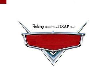 El Cofre de Monica: Logo de Cars listo para poner tu nombre