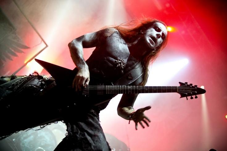 Behemoth: Vans Tim, Graspop Foto, Tim Troncko, Foto Vans