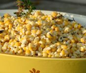 Jalapeno Creamed Corn -- Made for every summer party 2013 and 2014. Everyone loves it!