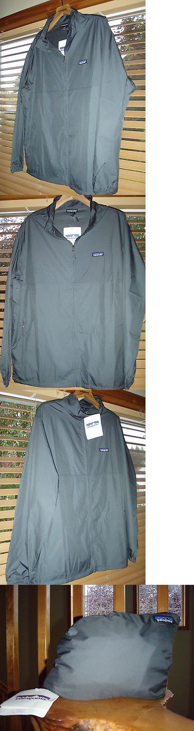 Sweaters and Hoodies 179983: Patagonia Light And Variable Forge Grey Xl Jacket BUY IT NOW ONLY: $175.0