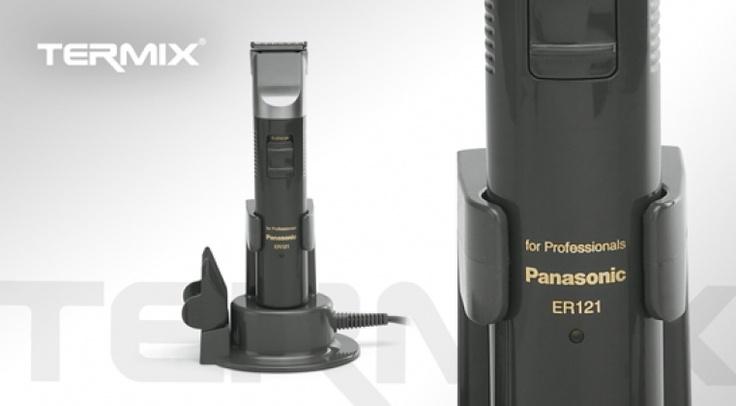 Uno de los artículos recomendados por #Termix son las maquinas de corte Panasonic.  Termix, artículos de peluquerías