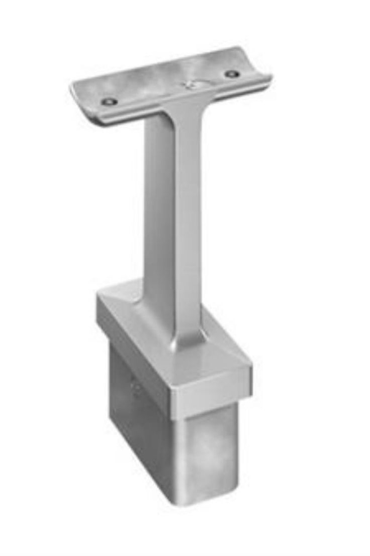 Best Rl4711R Handrail Brackets Stainless Steel Stair Railing 400 x 300