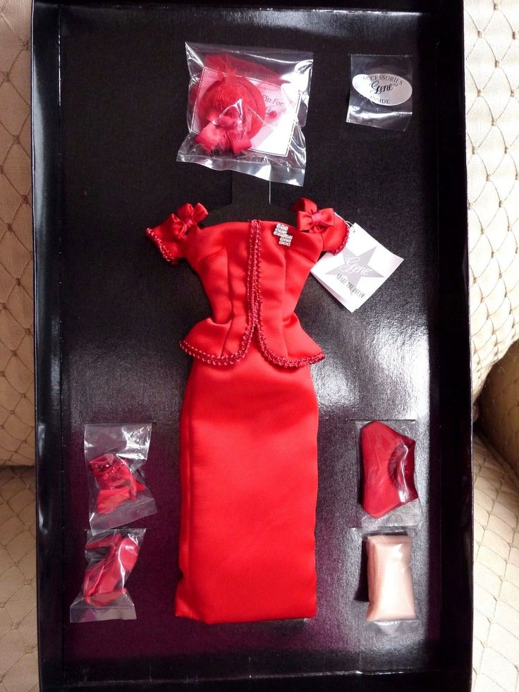 2000 Gene Love Letters Outfit Only Le
