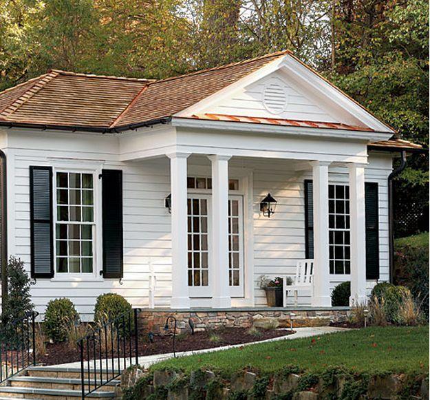 Prefab Pool House Guest Suite: Best 25+ Brown Brick Houses Ideas On Pinterest