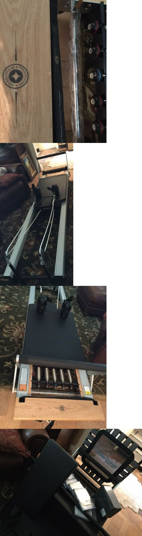 Pilates Tables 179807: Stott Pilates Spx Reformer With Cardio Tramp And Conditioning Package -> BUY IT NOW ONLY: $1700 on eBay!