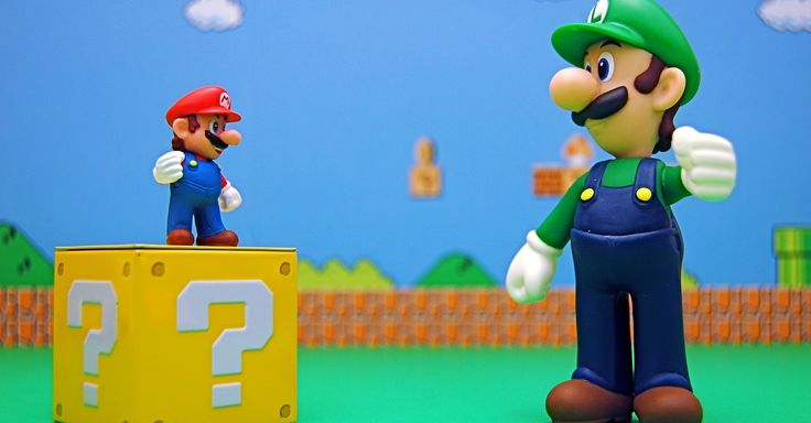 Rejoice: You Can Now Play 'Super Mario Bros.' in Your Browser