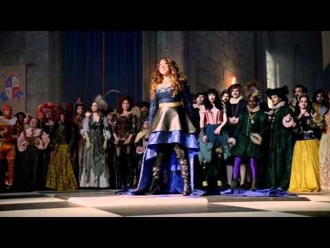 Melanie Amaro Banishes King John in Pepsi's Super Bowl Spot