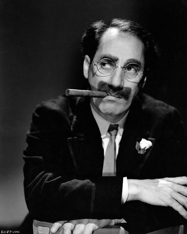 Groucho Marx  グルーチョ・マルクス