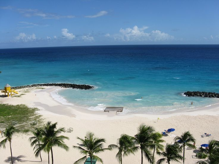 Barbados - St. Michael beach
