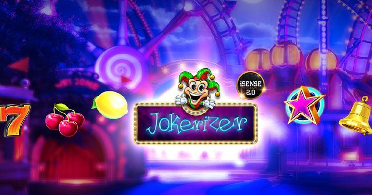 Jokerizer slot by Yggdrasil Gaming