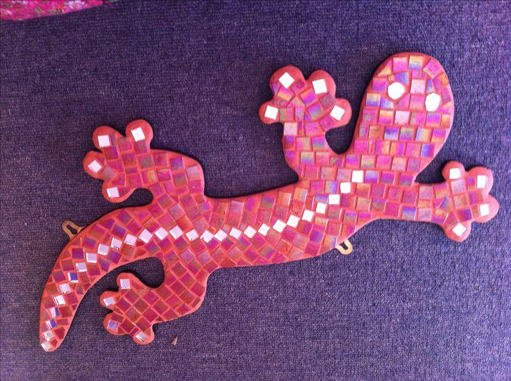 Mosaic Lizard