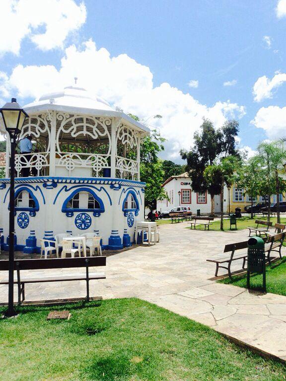 Goiás velho, BRASIL - Foto: Arquiteta Cláudia F. Ferreira