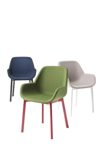 Clap-chair by Patricia Urquiola for Kartell