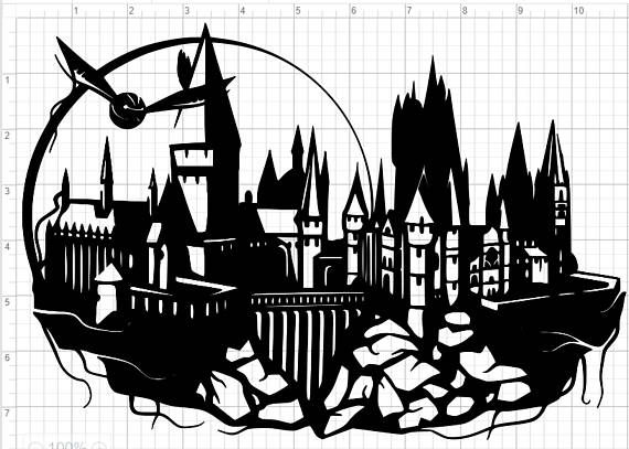 Download 117 best Harry Potter images on Pinterest | Silhouette ...