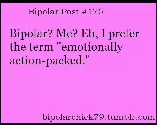 Bipolar?