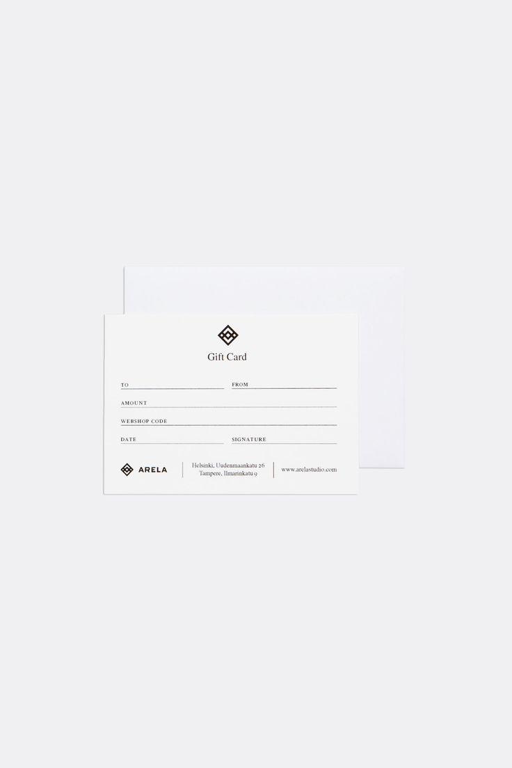 Gift card – Arela