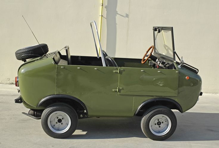 The Ferves was an Italian automobile manufactured from 1965 until 1970. Based on the Fiat 500, it was a multi-purpose car powered by a rear-mounted 499 cc two-cylinder in-line engine. It was available as a two wheel drive or four wheel drive