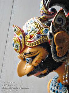 "Wayang Golek Sunda ""Bima/Werkudara"" | Bima Putera ""Wayang Golek"" Galery"