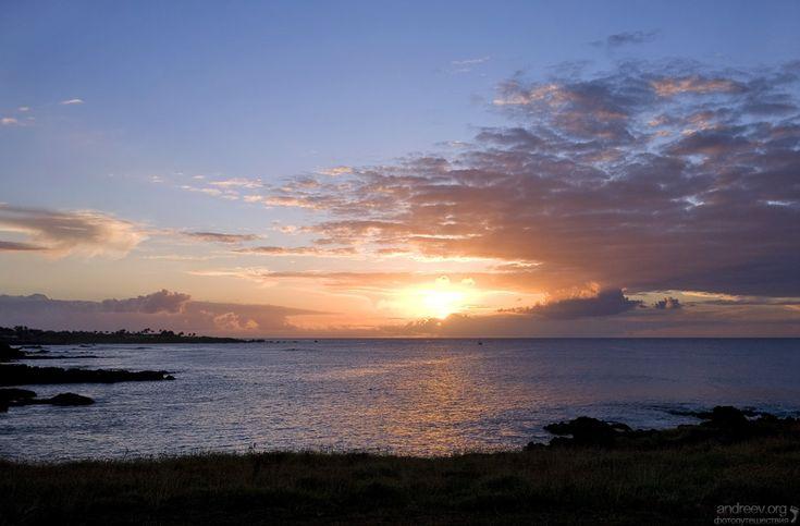 Чили: остров Пасхи | Chile: Easter Island | Andreev.org: Фотодневники путешествий