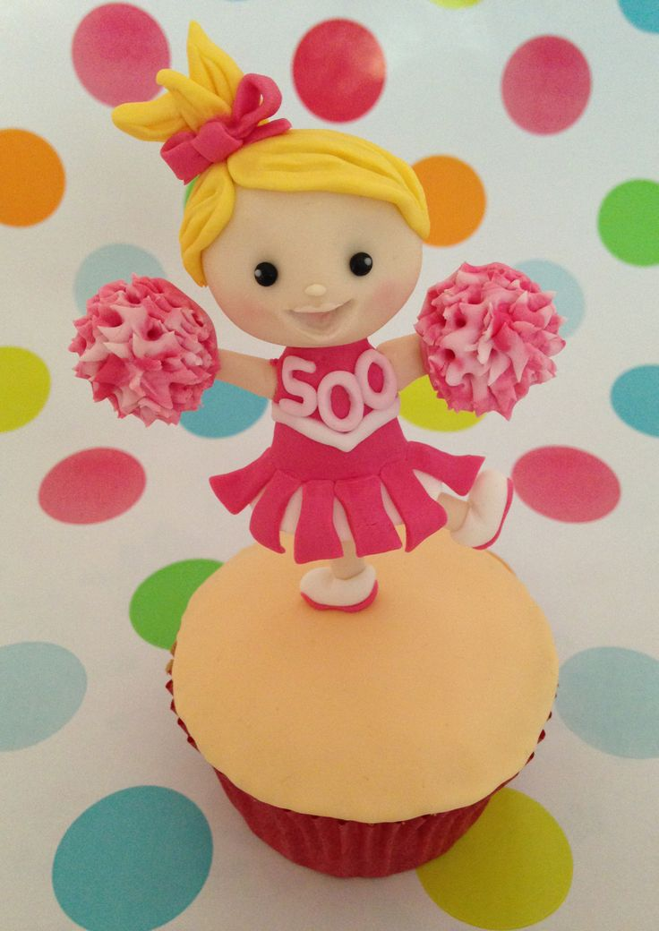 cheerleading cake etsy autos post