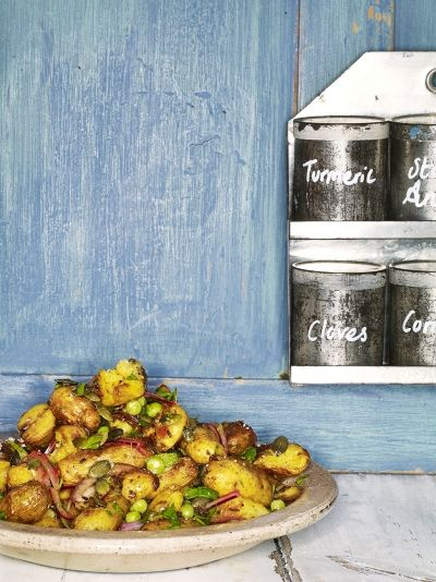 Bombay Potato Salad | Potato Recipe | Jamie Oliver#tIkV00KYeqJs3i4U.97#tIkV00KYeqJs3i4U.97