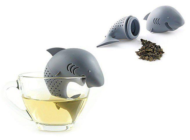 Silikonowy zaparzacz do herbaty - REKIN