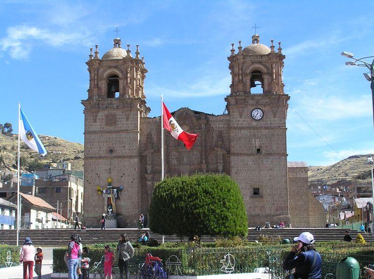 Puno, Andes, Peru