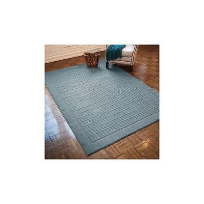 Mainstays Dylan Nylon Rug 7' X 10' Teal