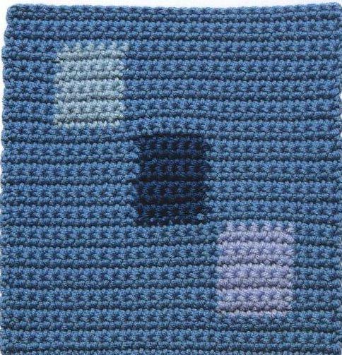 Patrón #1293: Trio a Crochet | CTejidas [Crochet y Dos Agujas]