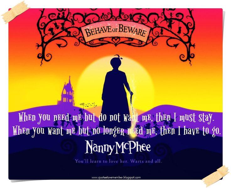 nanny mcphee quotes - Google zoeken