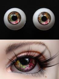 stunning bjd eyes