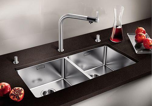 Stålvasker - Nibu