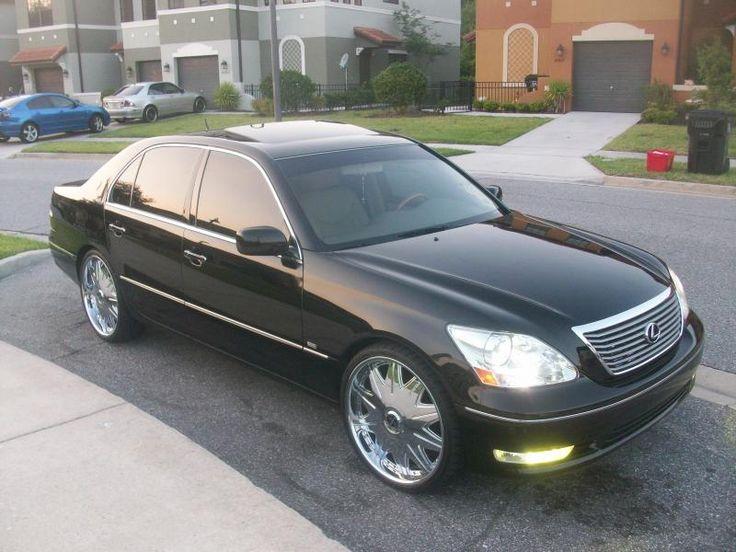 lexus 430 ls 2010