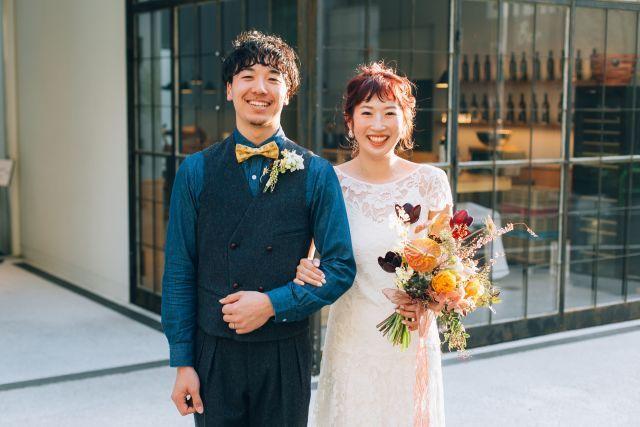 Eneko Tokyoで挙げるモダンなファミリー婚 Urban Casual Wedding リナさんの挙式 披露宴ハナレポ ウエディングパーク 2020 挙式 花嫁 披露宴