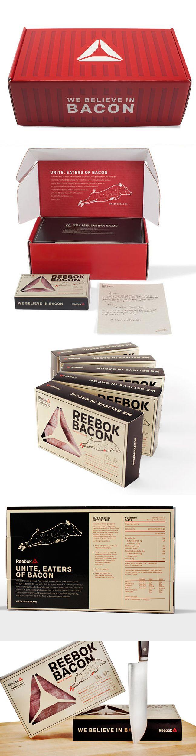 #RebookBacon - Crossfit Social influencer marketing at Crossfit Games 2014