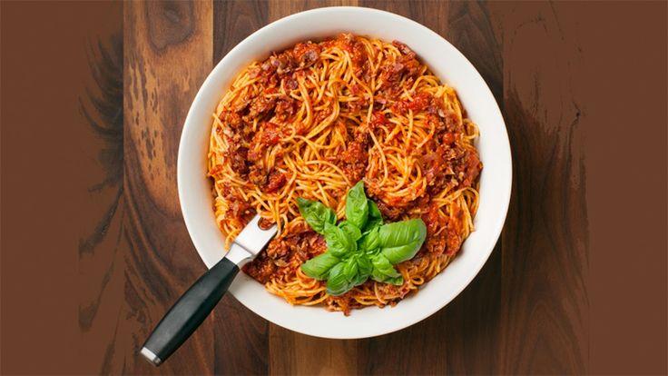 Sauce tomate au veau