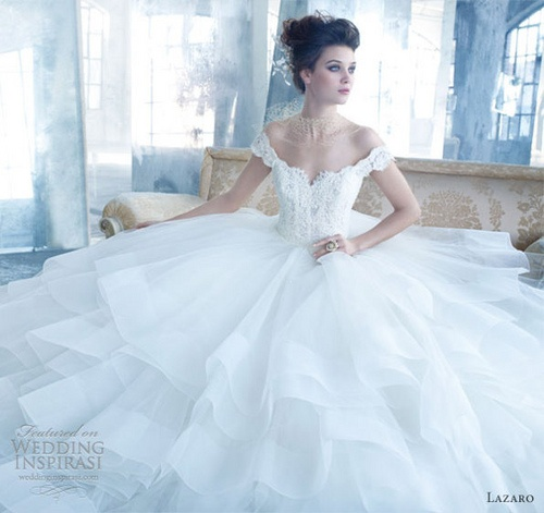 Lazaro Wedding Ball Gowns: 138 Best Images About Lazaro Gowns On Pinterest