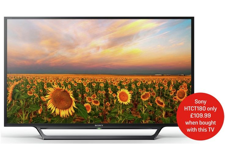Buy Sony 32 Inch KDL32RD433BU HD Ready LED TV at Argos.co.uk - Your Online Shop for Televisions, Televisions and accessories, Technology.