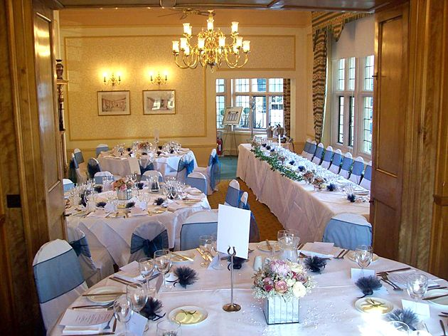 By Greenwoods Hotel Spa and Retreat @GreenwoodsHotel Who is planning on getting married in 2014? Our wedding Coordinator Kelly has some great packages on offer at the moment! Give Kelly a call on 01277 829205. (subject to availability). http://www.greenwoodshotel.com/