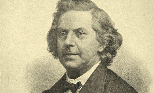 Niels Wilhelm Gade (22/02/1817 - 21/12/1890)