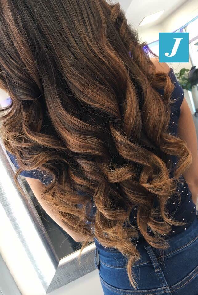 Ad ogni donna le sue sfumature _ Degradé Joelle  #cdj #degradejoelle #tagliopuntearia #degradé #igers #musthave #hair #hairstyle #haircolour #longhair #ootd #hairfashion #madeinitaly #wellastudionyc