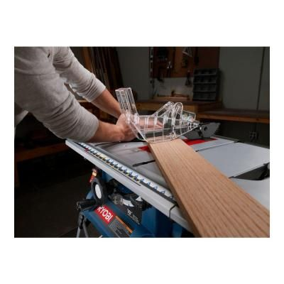 Ryobi 10 In. Portable Table Saw With Stand