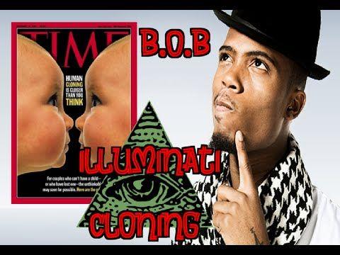 B.O.B Illuminati Cloning of Celebrities Exposed !!! Eminem? Jay Z? ... ??? - YouTube 9min 12/30/2015