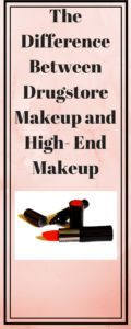the difference between drugstore makeup and high end makeup #makeup #skincare #beauty #skintipe #beautytips